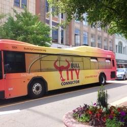 Bull City Connector Public Transportation Durham Nc Last