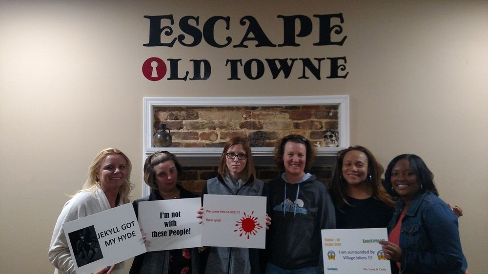 Escape Old Towne