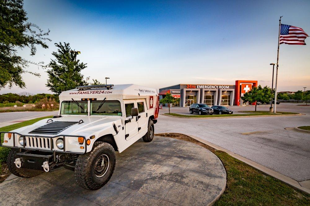 Family Emergency Room - Cedar Park: 3620 E Whitestone Blvd, Cedar Park, TX