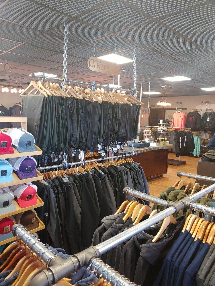 Alaska WildGear Clothing Company: 44624 Sterling Hwy, Soldotna, AK