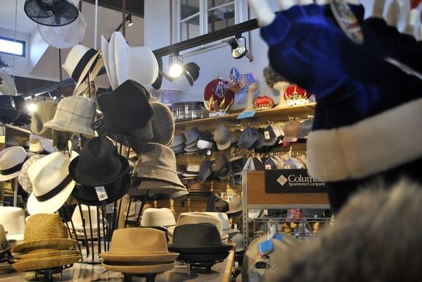 68180b2976708 Village Hat Shop 853 W Harbor Dr San Diego
