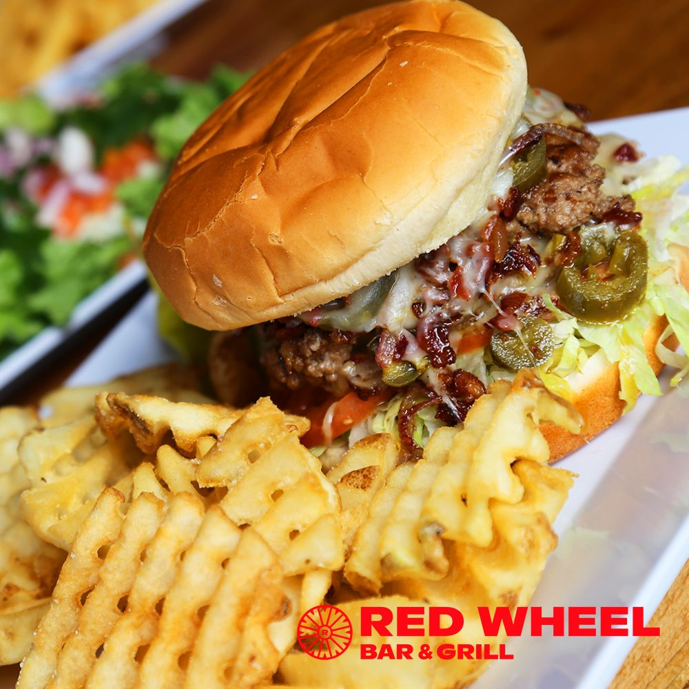 Red Wheel: 501 S Thor St, Spokane, WA
