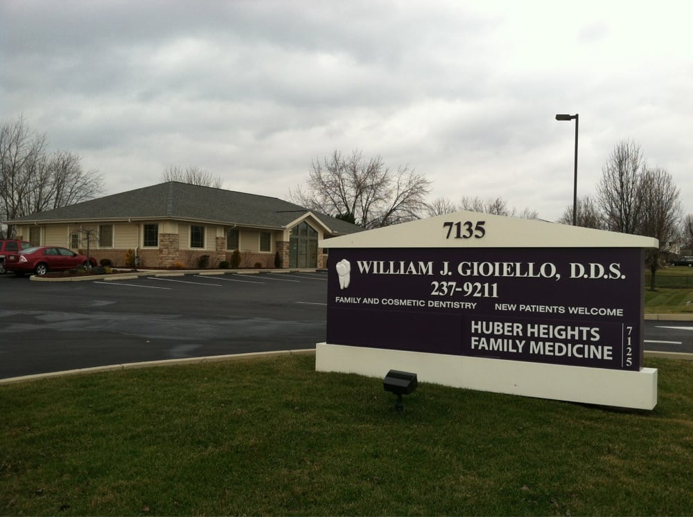William J Gioiello, DDS: 7135 Troy Pike, Huber Heights, OH