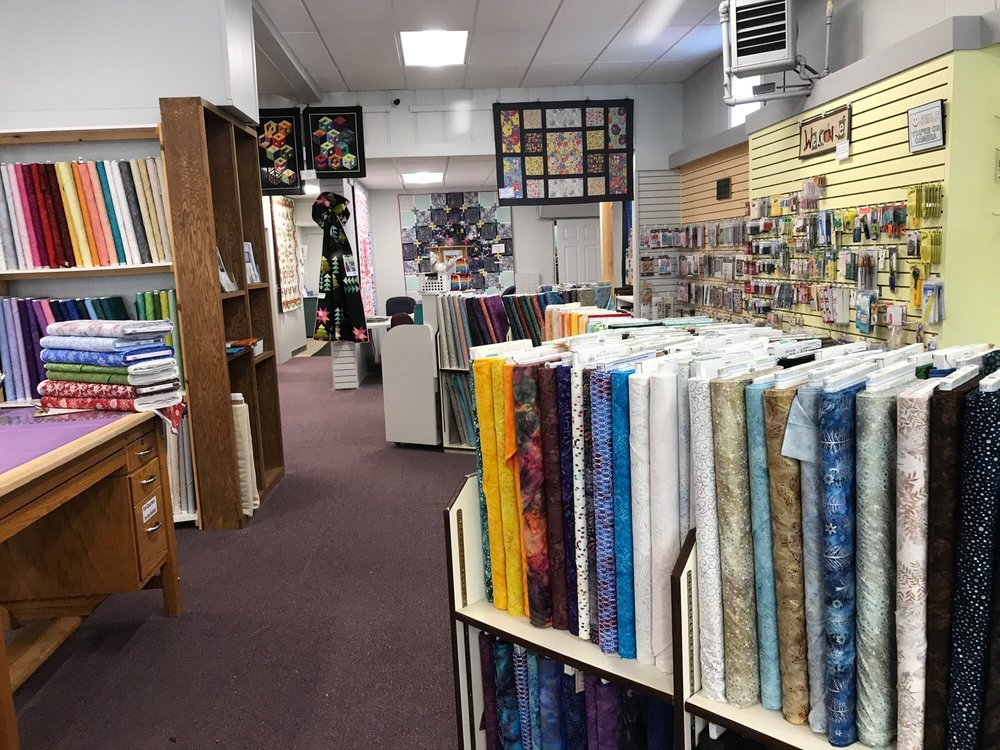 Affinity For Quilts: 2199 4th St, White Bear Lake, MN