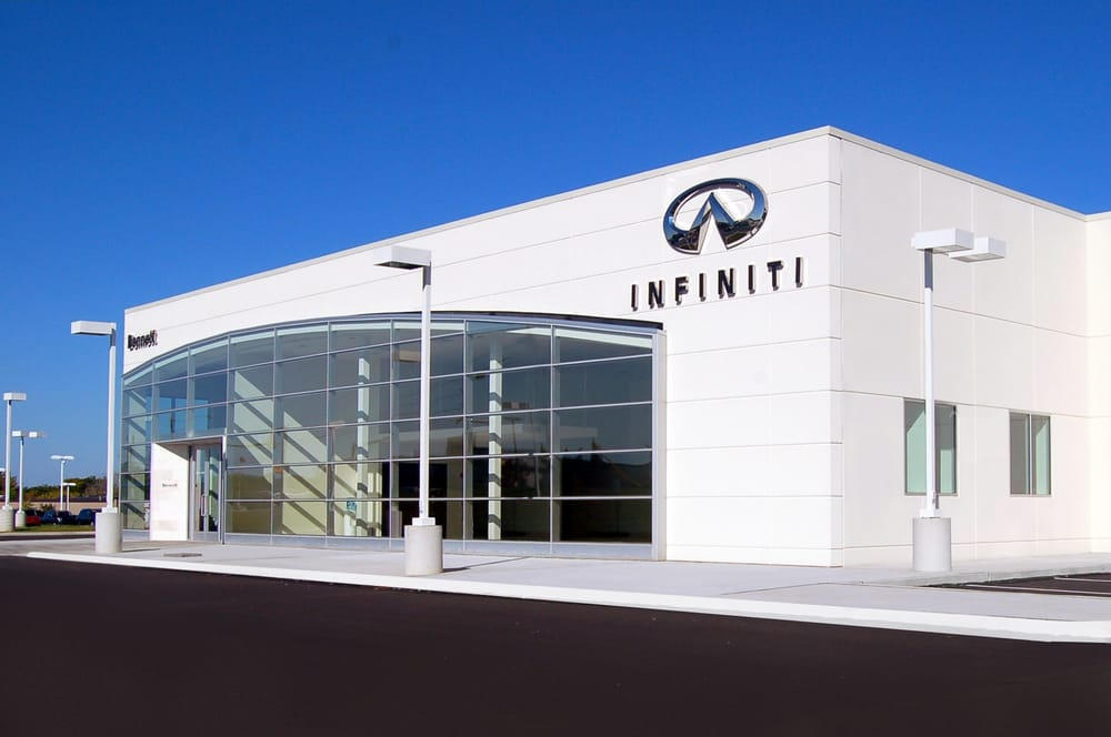 Infiniti Car Dealership Near Me