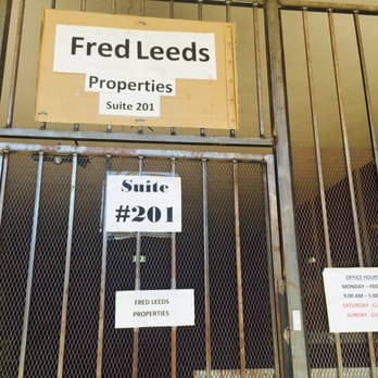 Fred Leeds Properties For Rent