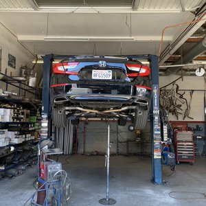 Mike's Performance Exhaust & Radiators - 221 W Florence Ave