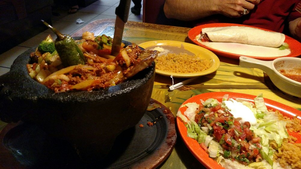 Sazon Mexican Restaurant: 20 Daniel Boone Plz, Hazard, KY