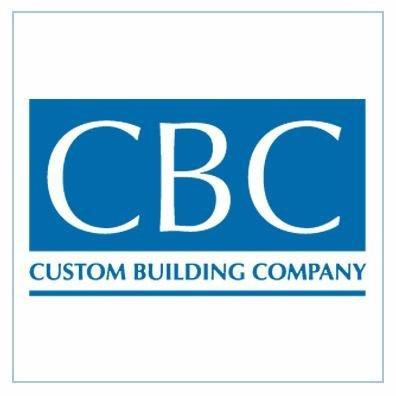 Custom Building Company Logo