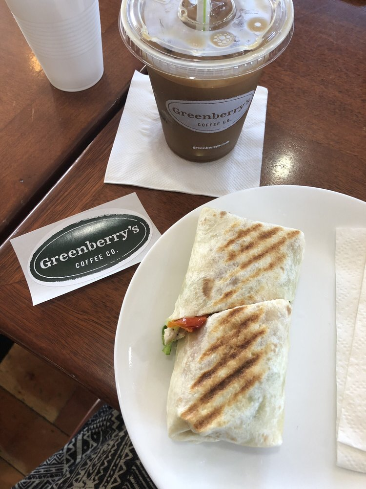 Social Spots from Greenberry's Harrisonburg