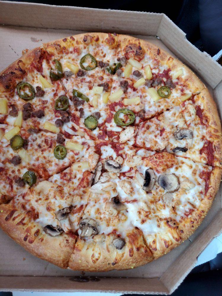 Domino's Pizza: 6633 N Mesa St, El Paso, TX