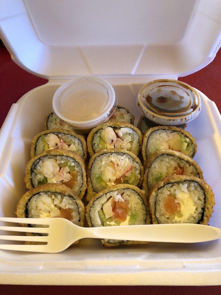 El Sushi de Papá: 4762 S 12th Ave, Tucson, AZ
