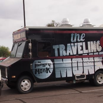 The Traveling Monk Food Truck