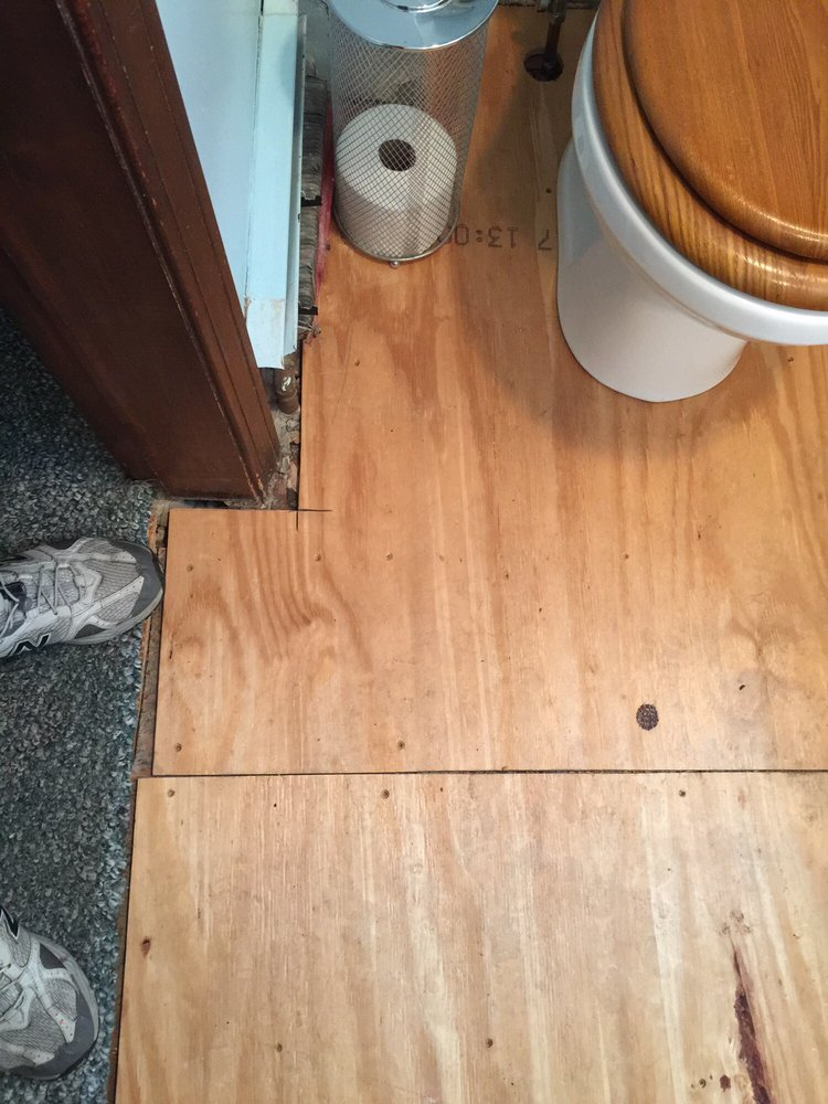 Photo Of Paul The Plumber Derry Nh United States Again Small Pieces