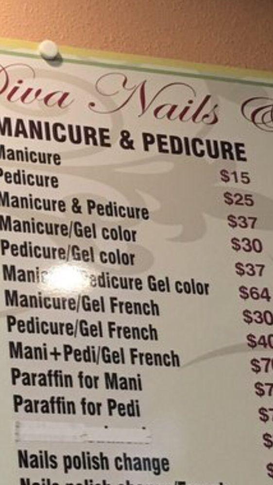 Diva Nails And Spa Prices - +9000 Summer Nail Designs