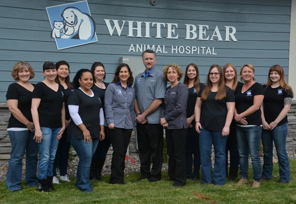White Bear Animal Hospital: 1909 County Rd E, White Bear Lake, MN