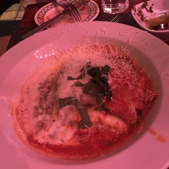 Filomena Georgetown Restaurant Week Menu
