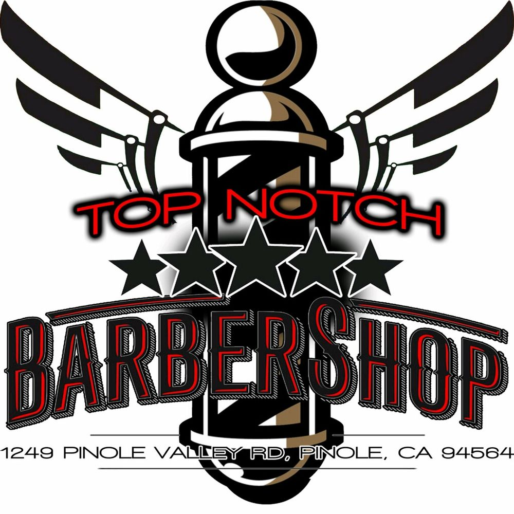 Top Notch BarberShop Gift Card   Pinole, CA   Giftly