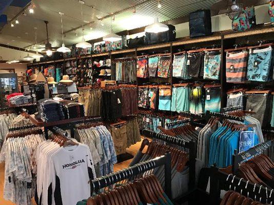 Honolua Surf 3750 Wailea Alanui Dr Kihei, HI Clothing Retail