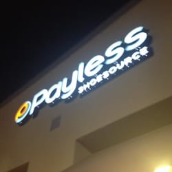 Photo of Payless Shoesource - Phoenix, AZ, United States. Front sign.