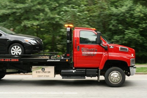 Elliott's Towing & Recovery: Durham, NC
