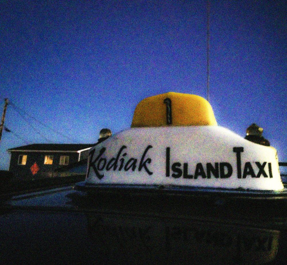 Kodiak Island Taxi: Kodiak, AK
