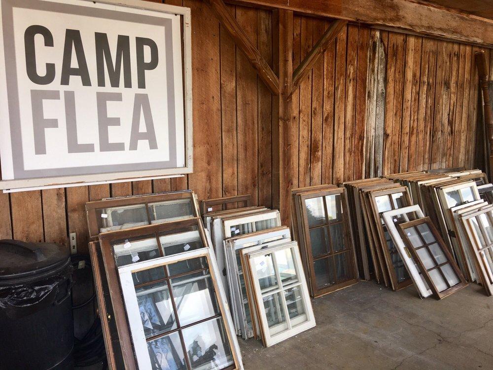 Camp Flea Antique Mall + Vintage Market