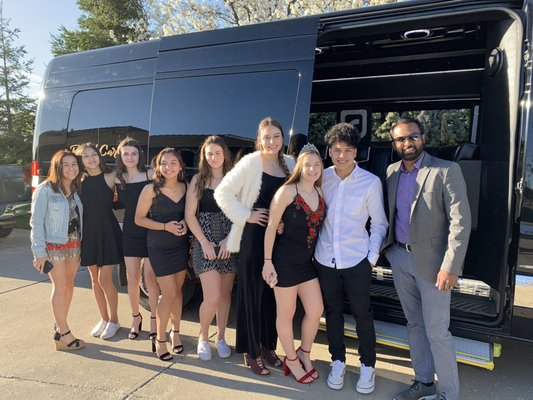 Regal Carriage Limousine & Transportation