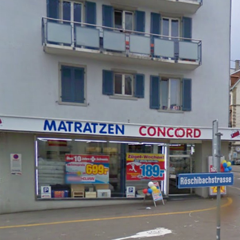 matratzen concord matratzen betten r schibachstrasse 81 kreis 10 z rich telefonnummer. Black Bedroom Furniture Sets. Home Design Ideas