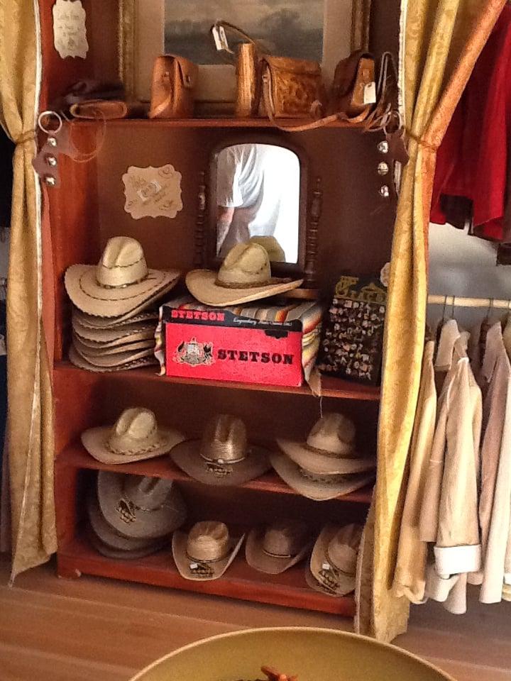 Ebler's Leather & Saddle Emporium: 22751 Main St, Columbia, CA