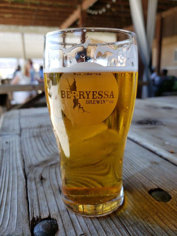 Berryessa Brewing Company: 27260 Hwy 128, Winters, CA