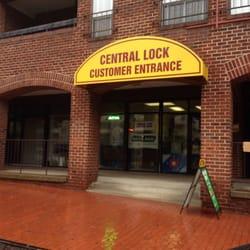 Central lock washington dc