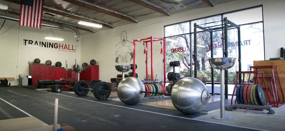 The Training Hall By Odd E. Haugen: 996 Lawrence Dr, Newbury Park, CA