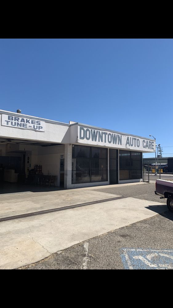 Downtown Auto Care: 760 Fulton St, Fresno, CA