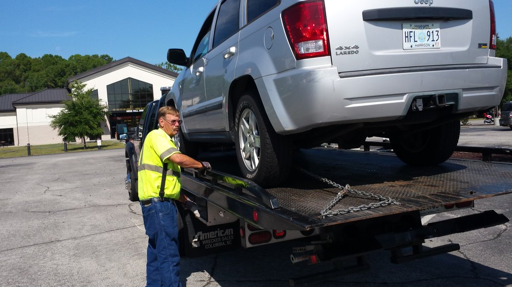 Towing business in Port Royal, SC