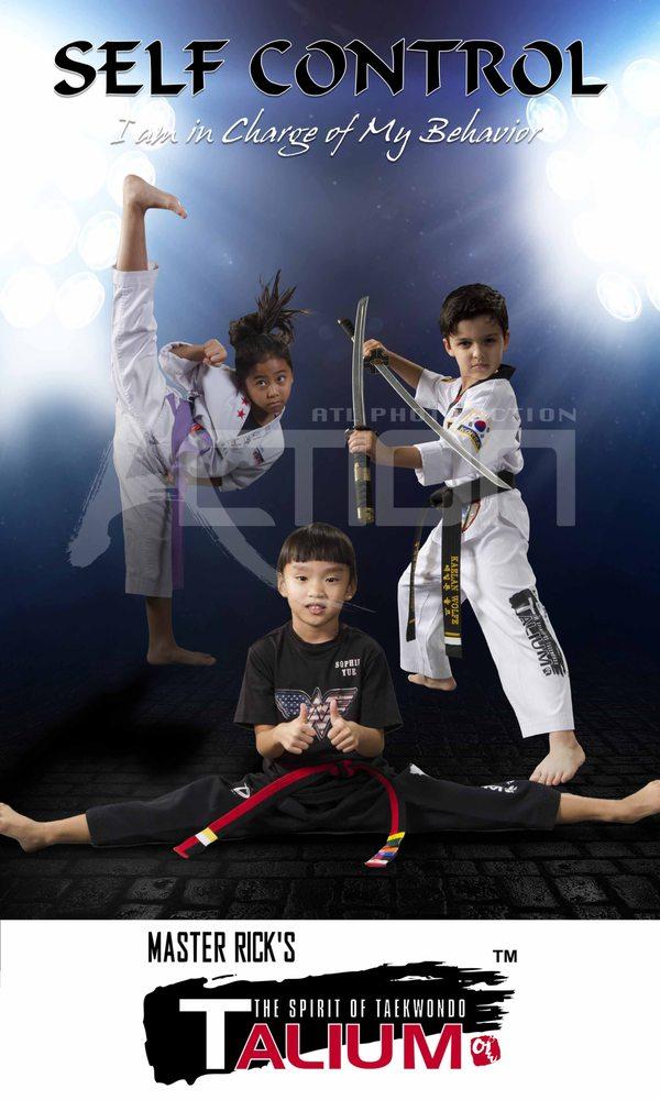 Master Rick Lee's Talium Taekwondo of Houston: 1466 Wilcrest Dr, Houston, TX
