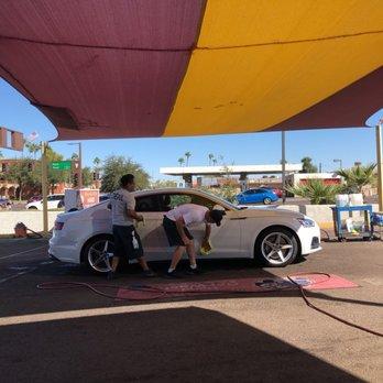 Hand Car Wash Mesa Az