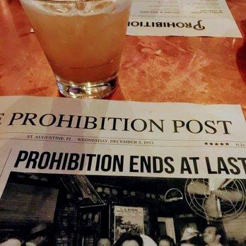 Prohibition kitchen 482 photos 310 reviews gastro for Prohibition kitchen st augustine