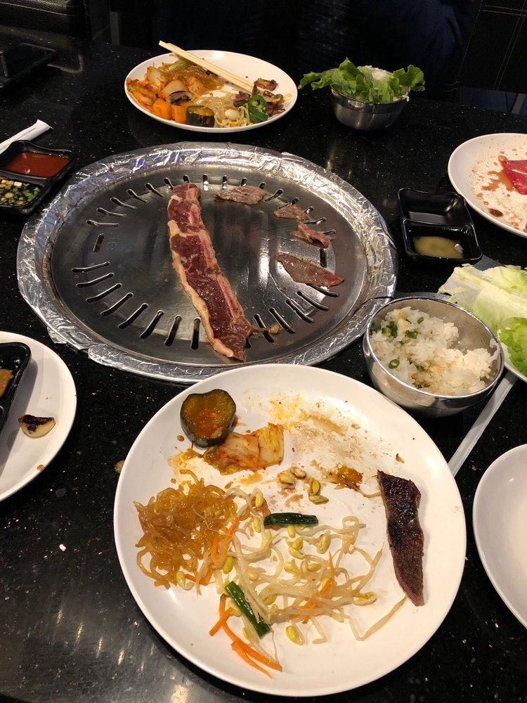 Maple Korean BBQ