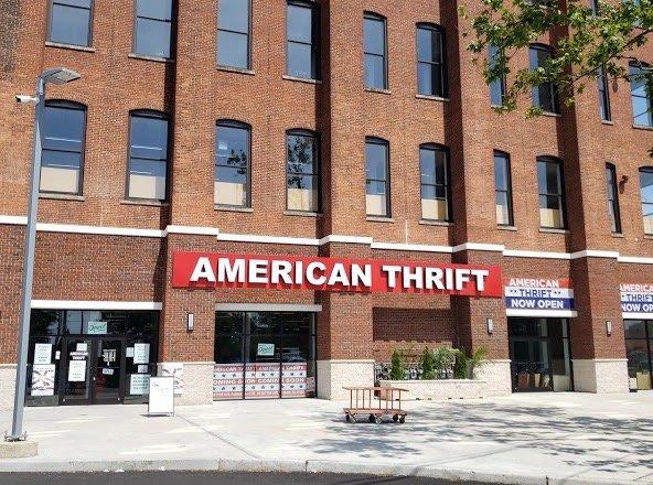 American Thrift Store: 90 Dayton Ave, Passaic, NJ