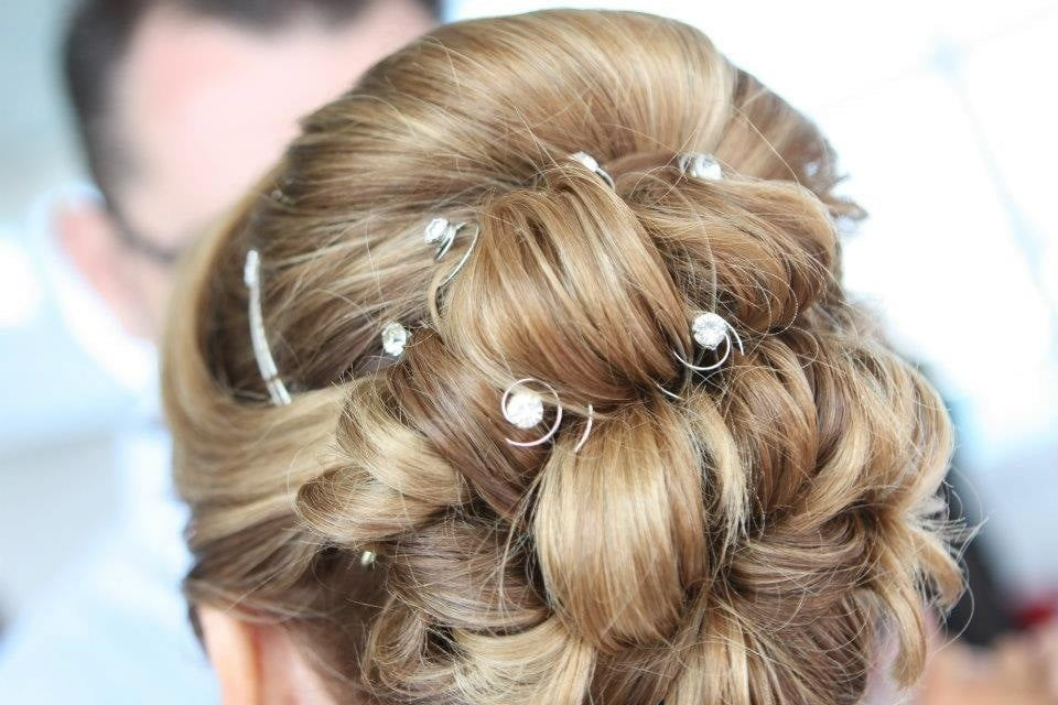 Bridal up dos yelp for Allure hair salon