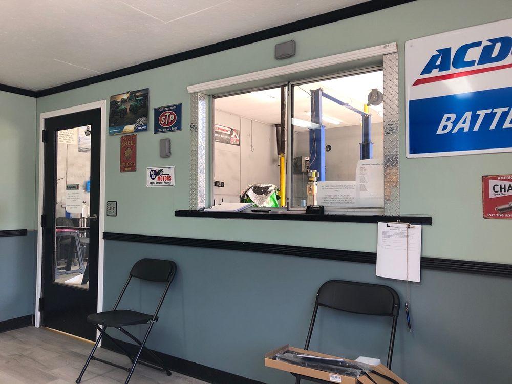 421 Complete Auto Care: 502 W Front St, Lillington, NC
