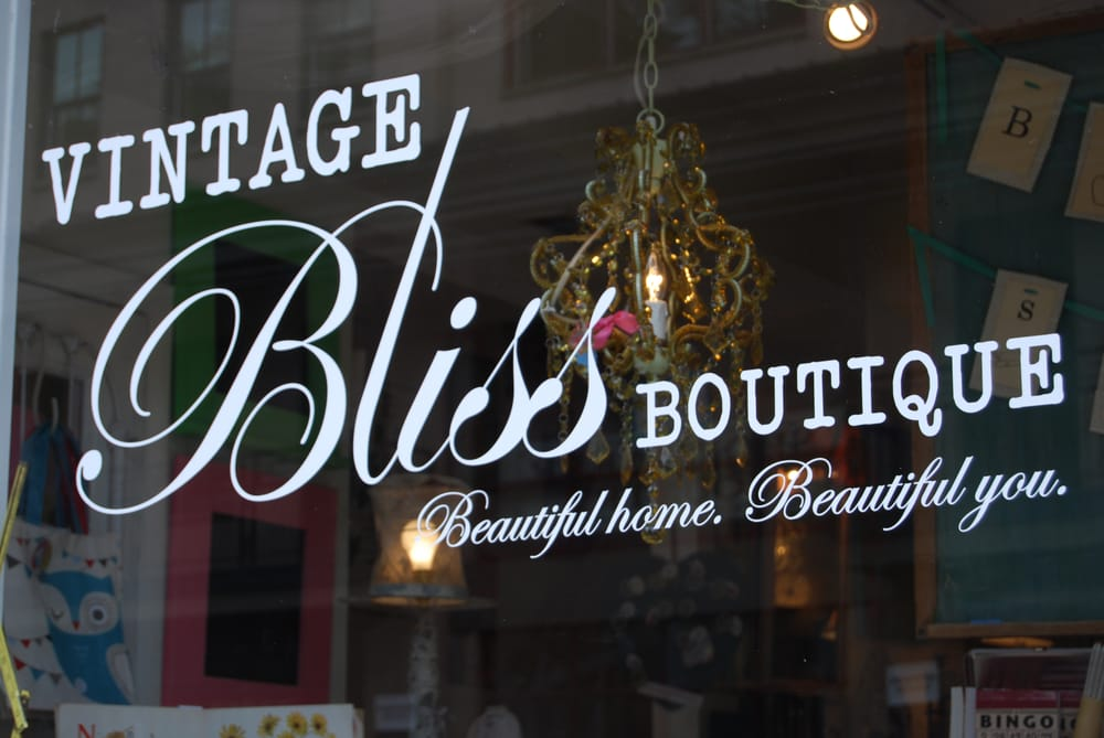 Vintage Bliss Boutique: 4007 Buckeystown Pike, Frederick, MD