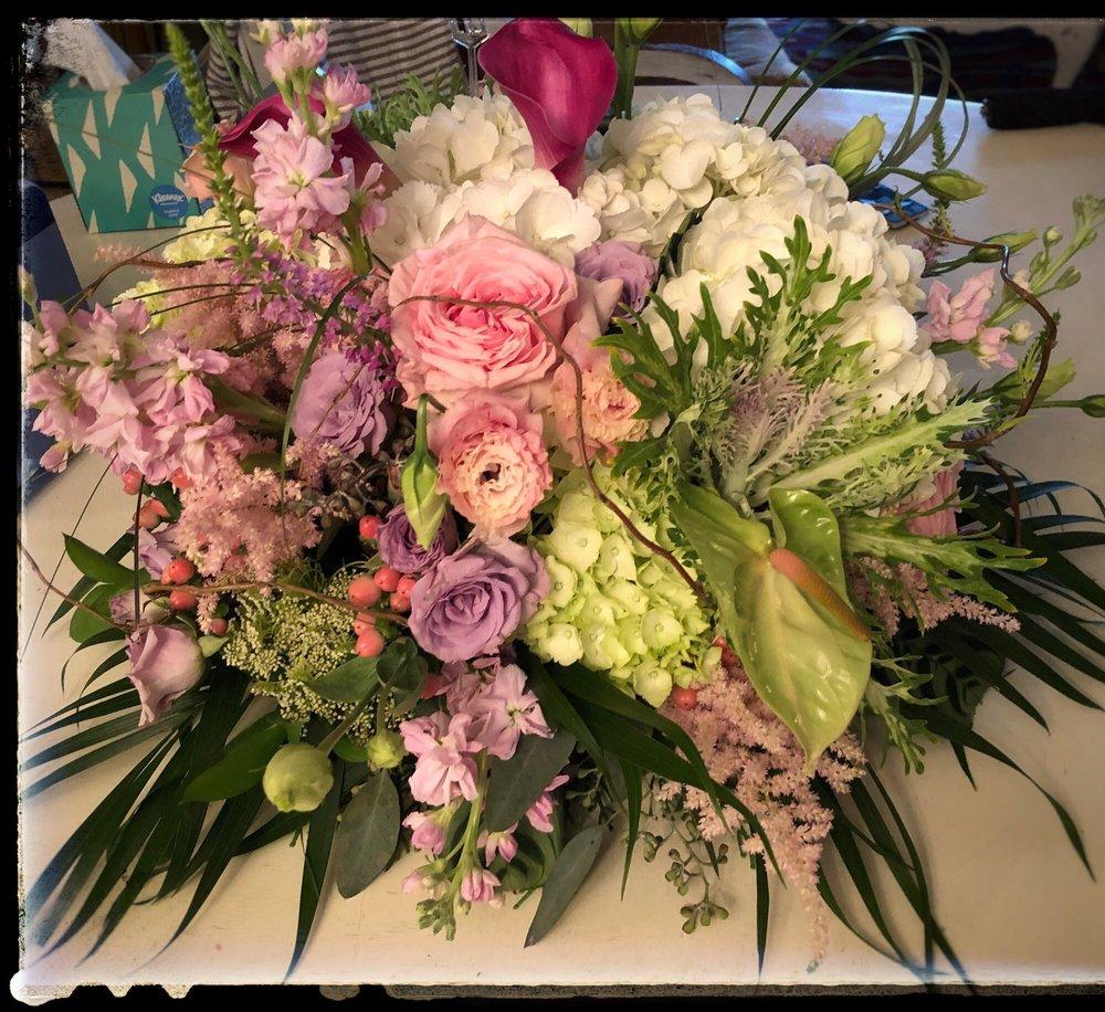 Gourmet Nibbles & Flowers: 917 Frances St, Key West, FL