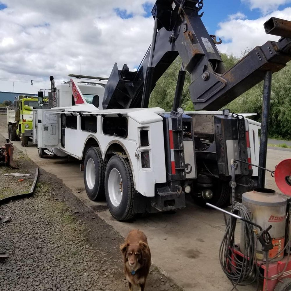 Frank's Towing & Recovery: 1000 N Meadow St, Grangeville, ID