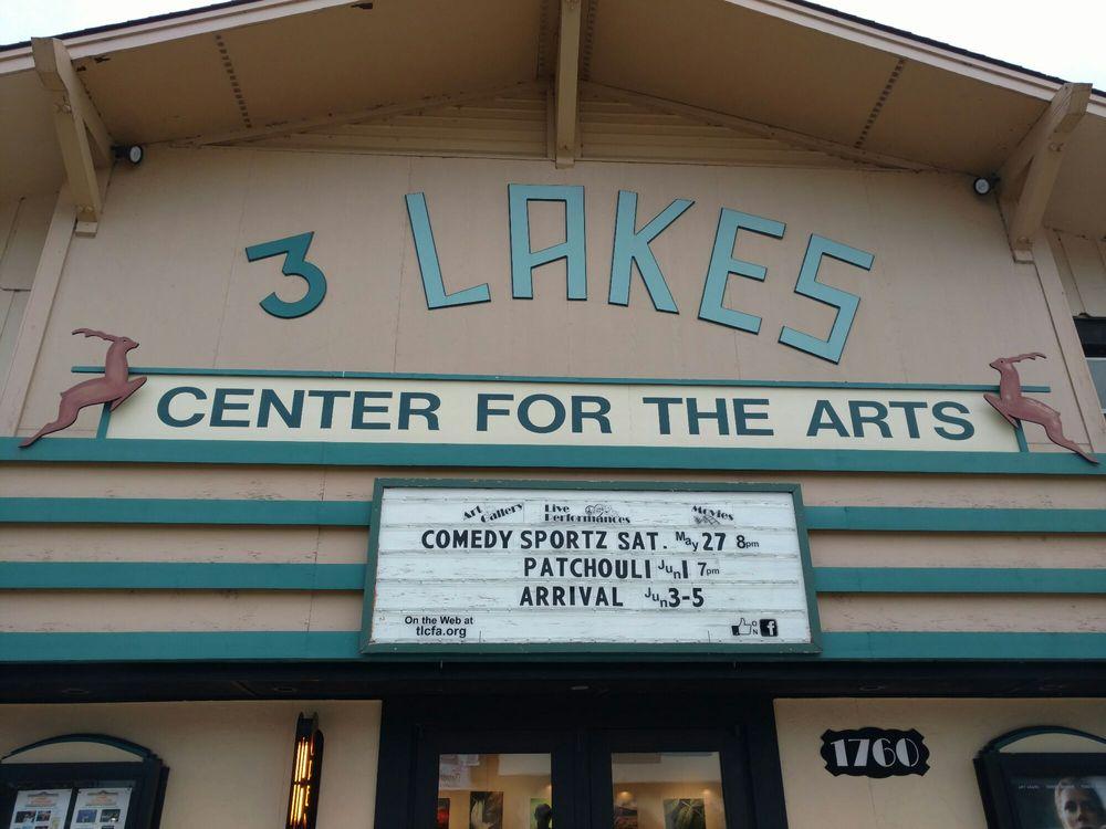 Three Lakes Center for the Arts: 1760 Superior St, Three Lakes, WI