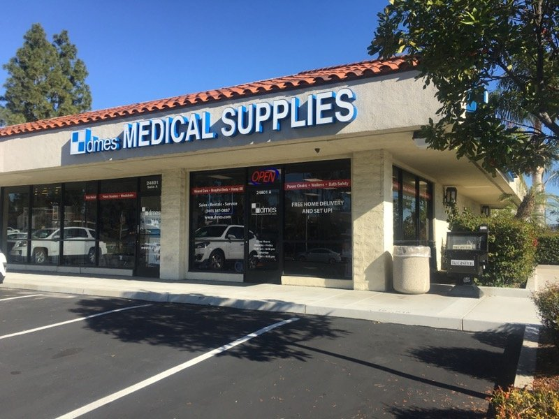 reputable site 2859f 8b442 DMES Home Medical Supply Store Laguna