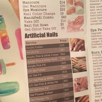 Born Pretty Nails & Spa - 147 Photos & 87 Reviews - Waxing - 451 ...