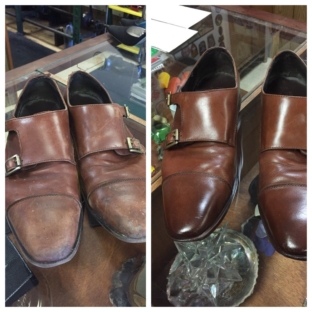 Al's Shoe Service: 11 W Prospect Ave, Mount Prospect, IL