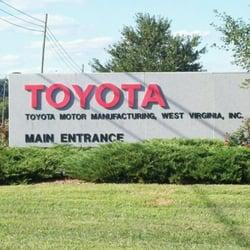 Toyota Motor Manufacturing West Virginia 1 Sugar Maple